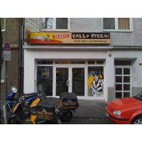 Pizza in Düsseldorf Bilk Hal